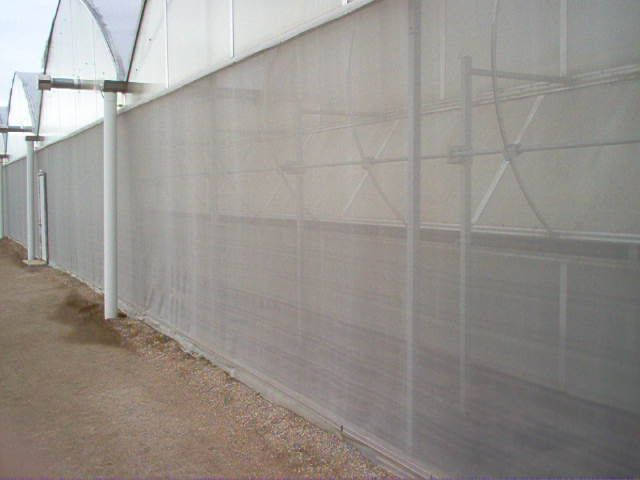 Nexus Greenhouse Systems Equipment Insect Screen