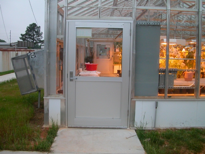 Nexus Greenhouse Systems Walk Doors