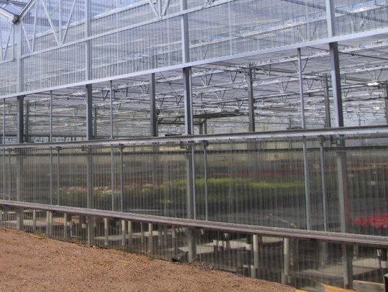 Nexus Greenhouse Systems Equipment Natural