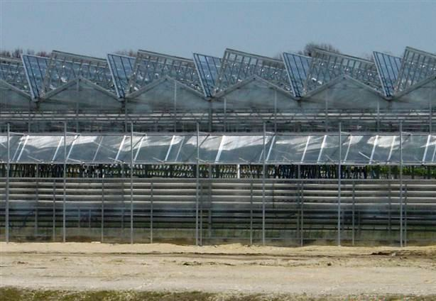 Nexus Greenhouse Systems Natural Ventilation Side Vents