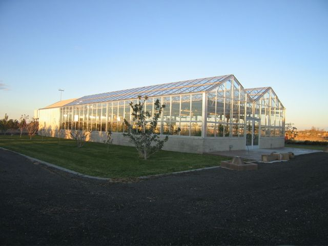 Nexus Greenhouse Systems Glass
