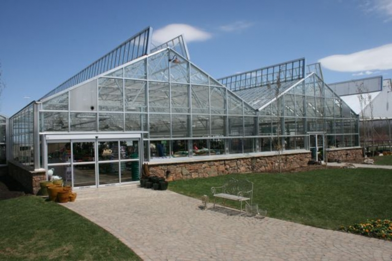 Nexus Greenhouse Systems Structures Bright Sky