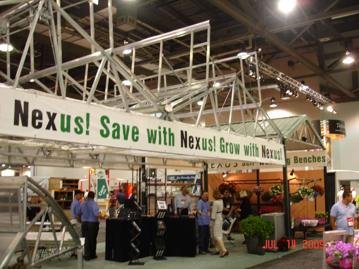 Nexus Greenhouse Systems Find Nexus At These Trade