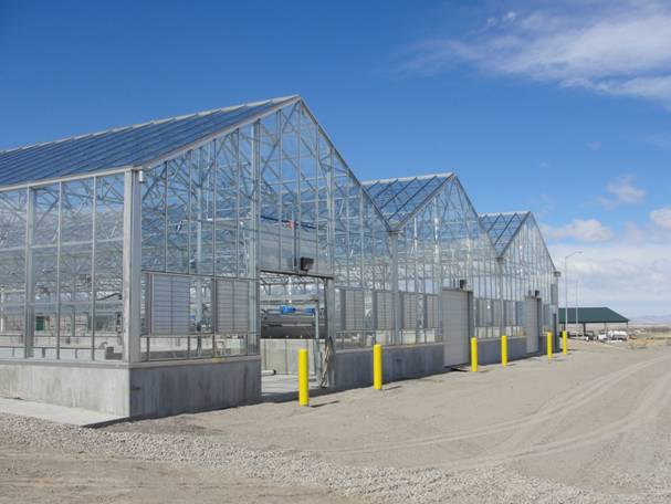 Nexus Greenhouse Systems Markets Biotech Greenhouses