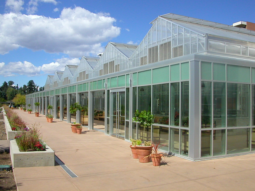 Nexus Greenhouse Systems Markets Conservatories