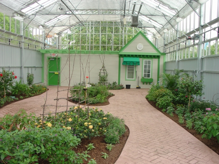 Nexus Greenhouse Systems Projects The Toledo Zoo