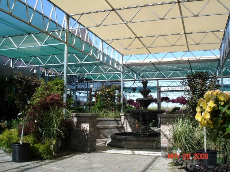 Nexus Greenhouse Systems Projects Shade Structures