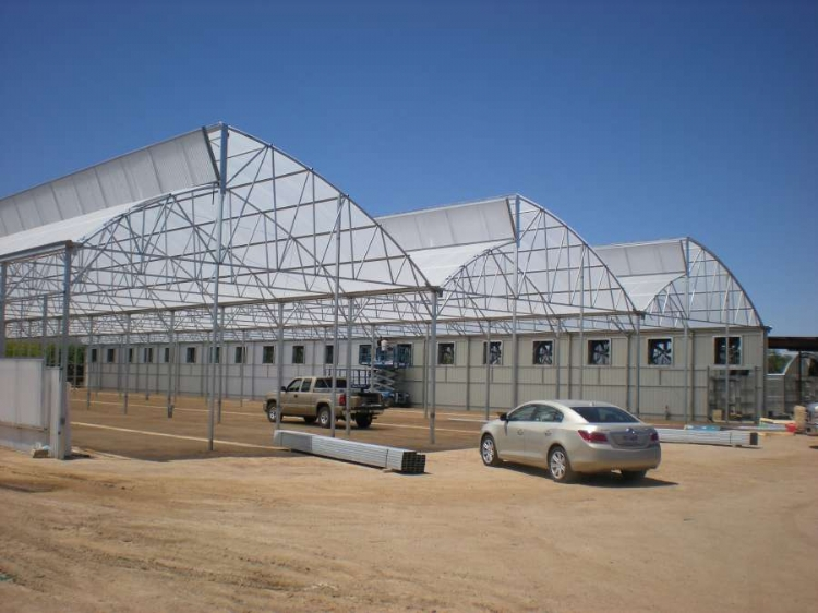 Nexus Greenhouse Systems Projects Riverview Growers Llc