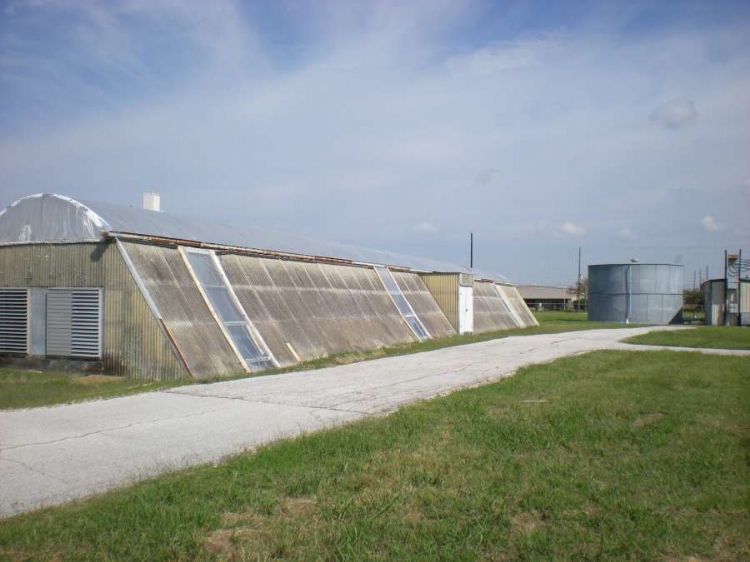 Nexus Greenhouse Systems Projects Weatherford Farms
