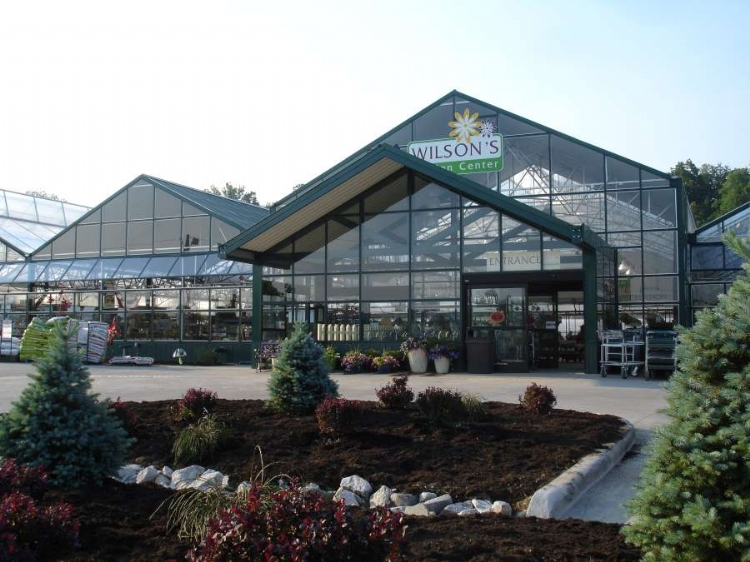 Nexus Greenhouse Systems Projects Wilson 39 S Hillview Farm