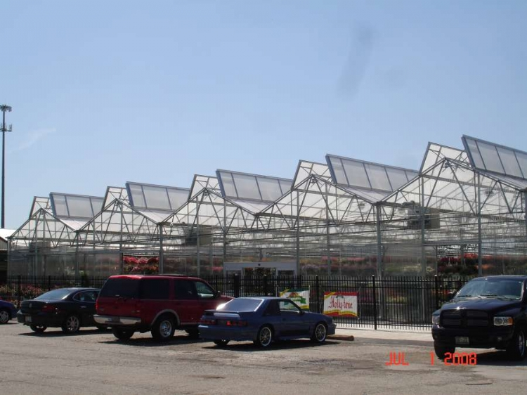 Nexus greenhouse systems projects strader 39 s garden - Strader s garden centers columbus oh ...