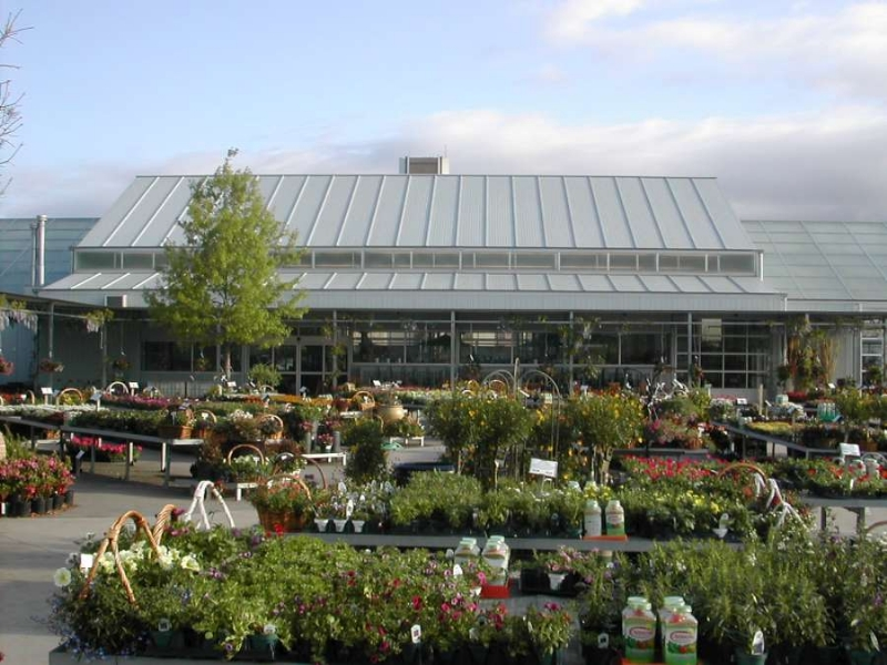 Nexus Greenhouse Systems :: Projects :: Southwood Landscape And Garden  Center