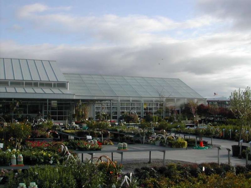 Nexus Greenhouse Systems Projects
